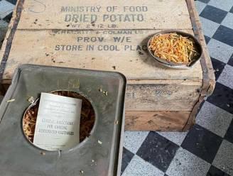 Duitse klusjesman ontdekt kisten vol 'oorlogsfriet' en beleeft bijzondere smaakervaring