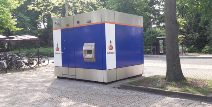 Pinautomaat in Made