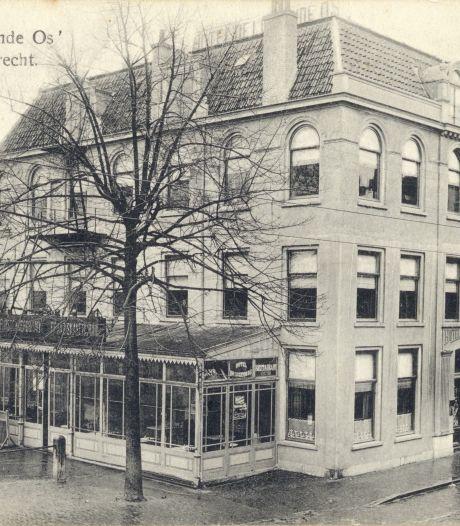 Waar nu TivoliVredenburg staat, stond ooit een van de eerste hotels van Utrecht: De Liggende Os