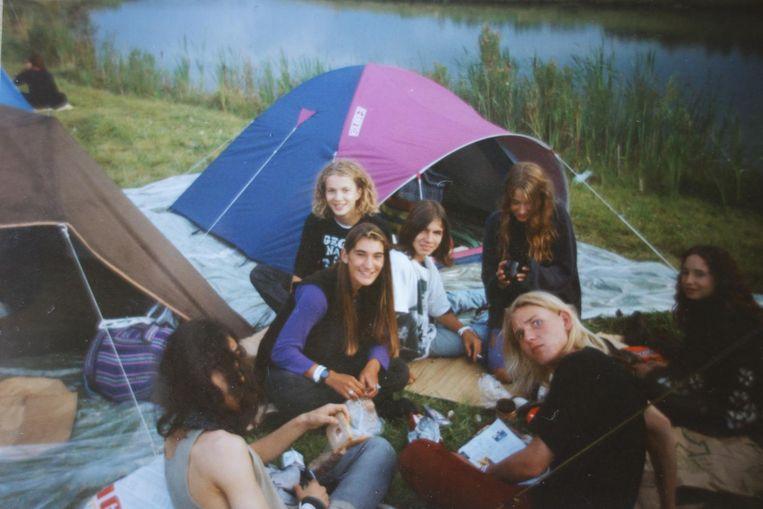 Lowlands 1993 Beeld Tjeerd Meindersma