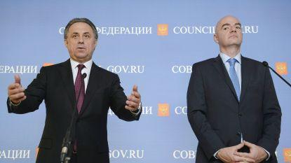 Russische vicepremier Mutko mag mandaat bij FIFA niet verlengen