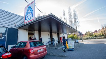 Klant en personeelslid raken slaags  in Aldi-filiaal na asociaal hamstergedrag
