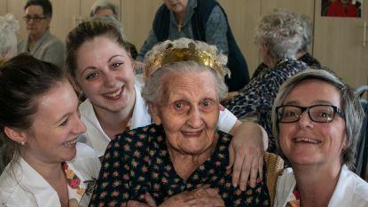 Oudste Sint-Niklazenaar (107) is overleden