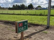 A1 bij Azelo heeft primeur met klimaatneutrale bamboeborden