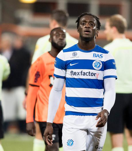 Abena: Verloren wedstrijd na heel slappe eerste helft tegen FC Volendam