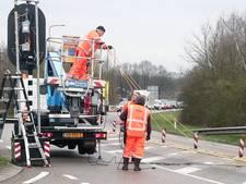 Weg Zutphen-Lochem in zomer toch open