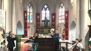 Geslaagd aperitiefconcert in Sint-Pietersbandenkerk