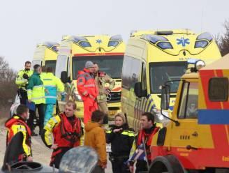 """Getuige van zandbankdrama in Nederland: """"Ze lagen in het water. En je kon niks doen. Het was afschuwelijk"""""""