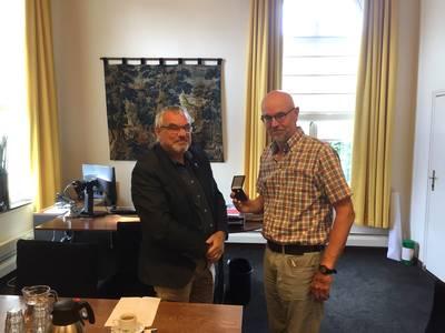 Ad Willemse verzorgt Zundertse oorlogsgraven: 'De slachtoffers verdienen respect'