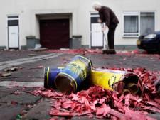 Rond de 16.000 euro aan schade in Vechtdal-gemeenten tijdens jaarwisseling