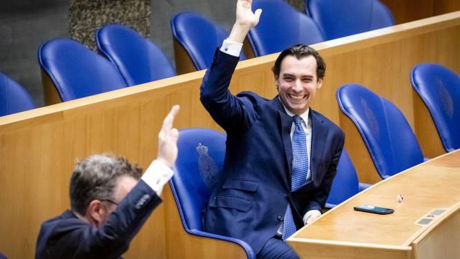 Driekwart stemmers in referendum Forum voor Democratie wil Baudet opnieuw als leider