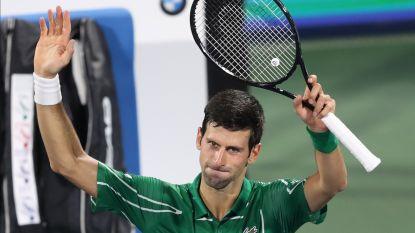 Flipkens sneuvelt meteen in Doha - Djokovic stoot eenvoudig door in Dubai