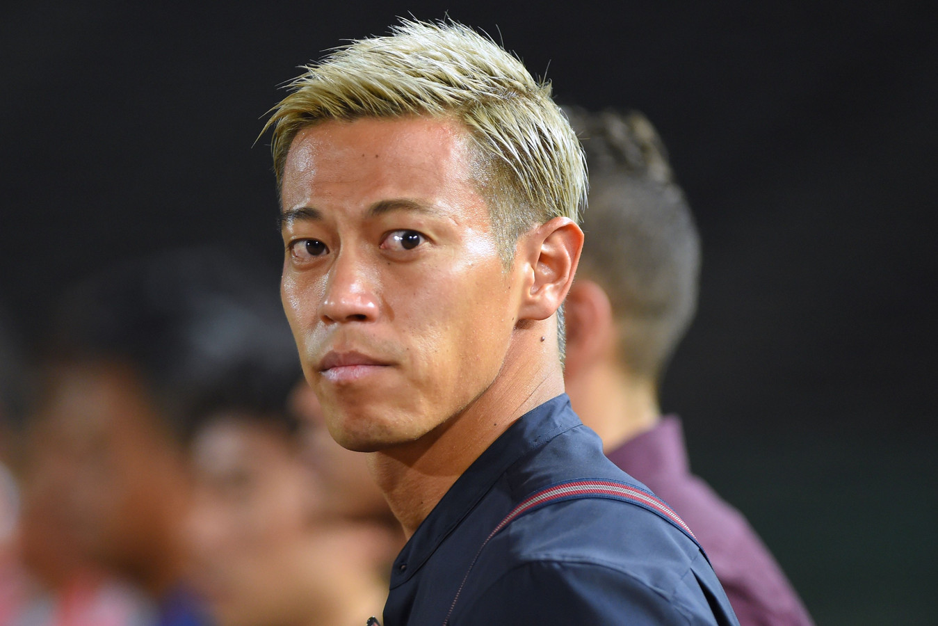 Keisuke Honda.