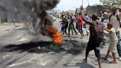 """Regering spreekt van 11 doden in Kinshasa en zegt dat """"rust weergekeerd"""" is"""