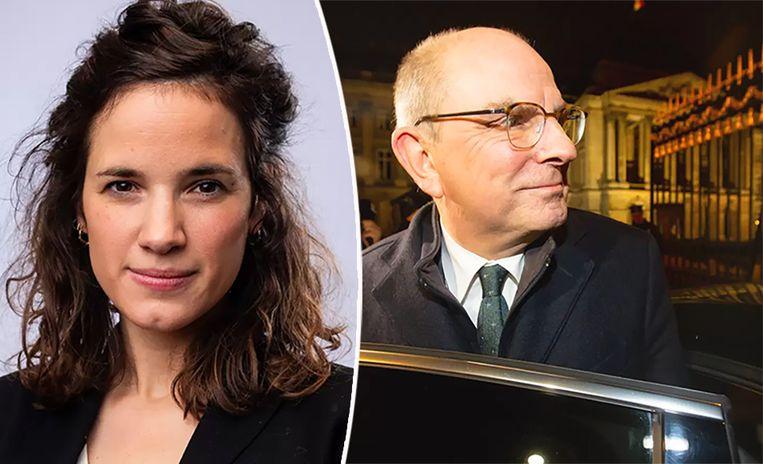 Onze journaliste Isolde Van Den Eynde vraagt zich af of Joachim Coens zo opgezet is met de beslissing van de koning om partijgenoot Koen Geens het veld in te sturen.