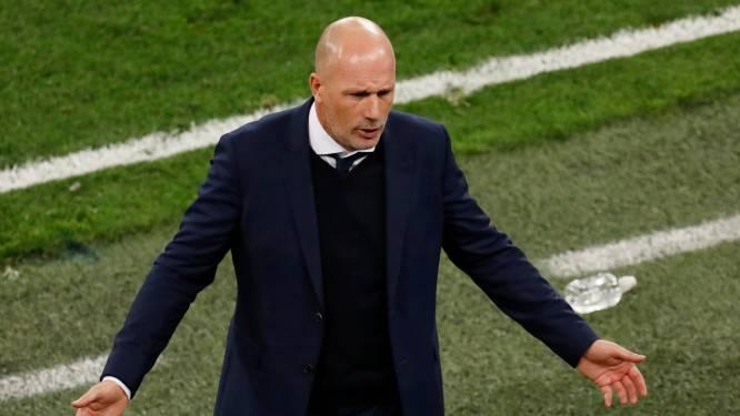 """Club won slechts één keer na vorige 8 Champions League-zeges: """"Na de 4-2 in Heusden-Zolder was ik heel kwaad"""""""