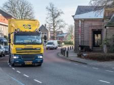 Grave blij met voorgenomen vrachtwagenheffing: 'Past in streven ze te weren op Elisabethstraat'