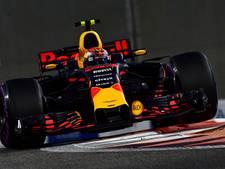 Baanrecord voor Hamilton, Verstappen weer zesde tijd