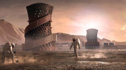 NASA wil over 14 jaar voet op Mars zetten (en gaat over 5 jaar al terug naar de maan)