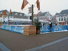IJsbaan op de Markt in Harderwijk gaat toch door