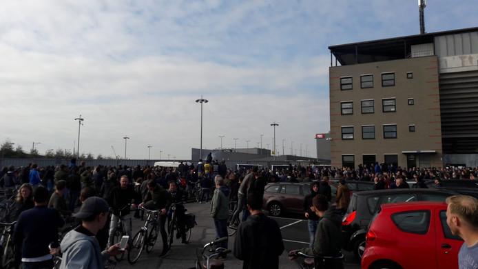 Onregelmatigheden na NAC - Willem II