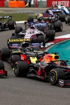 Formule 1-coureurs mogelijk pas in najaar naar China