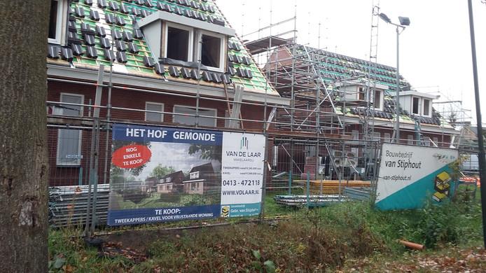 Gemondenaren willen ook betaalbare woningen.
