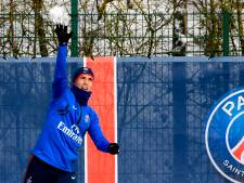 PSG hoopt tegen Real op Cavani