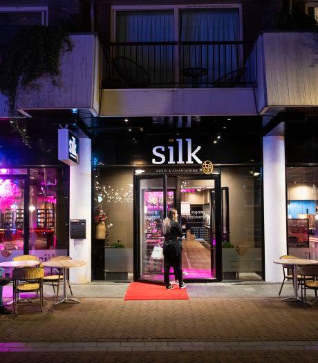 Veel te veel mensen in restaurant: Silk per direct gesloten in Apeldoorn