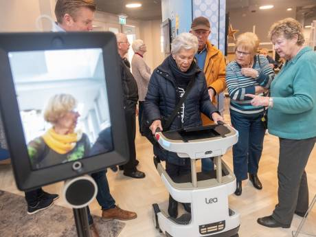 Robot Pepper is de populairste gast in de Innovation pop-up bij Zeeuwland