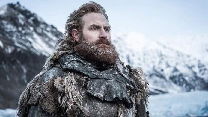 """Kristofer Hivju incarnait Thormund dans la série """"Game of Thrones""""."""