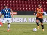 Liefst zeven treffers bij duel tussen Benevento en Inter