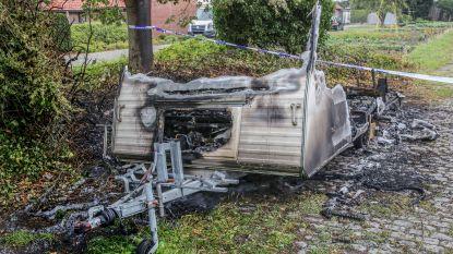 Wervikaan hoopt op straf met voorwaarden voor brandstichting caravan