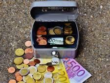 Lionsclub Haaksbergen zamelt 1.000 euro en 500 pakken koffie in