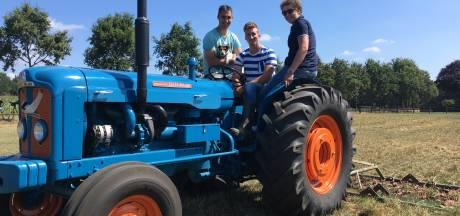 Hapert leeft mee met belevenissen Roel in Boer Zoekt Vrouw