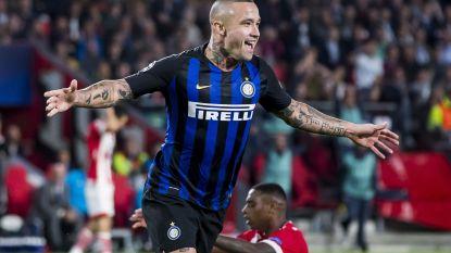 Verdeel en heers: Nainggolan luistert 100ste dag bij Inter op met goal én winst tegen PSV