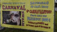 Speelgoedgeweren en rugzakken verboden tijdens carnaval in Zwalm