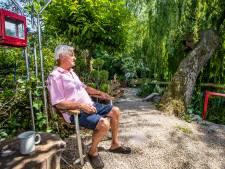 Piet (84) ervaart het leven thuis alsof hij op reis is