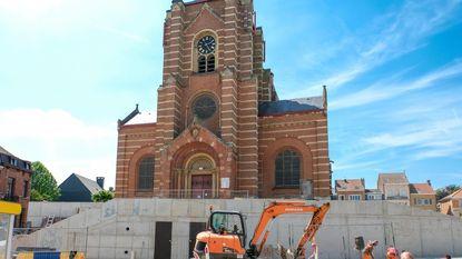 Herstelling scheuren Sint-Clemenskerk kost 50.000 euro