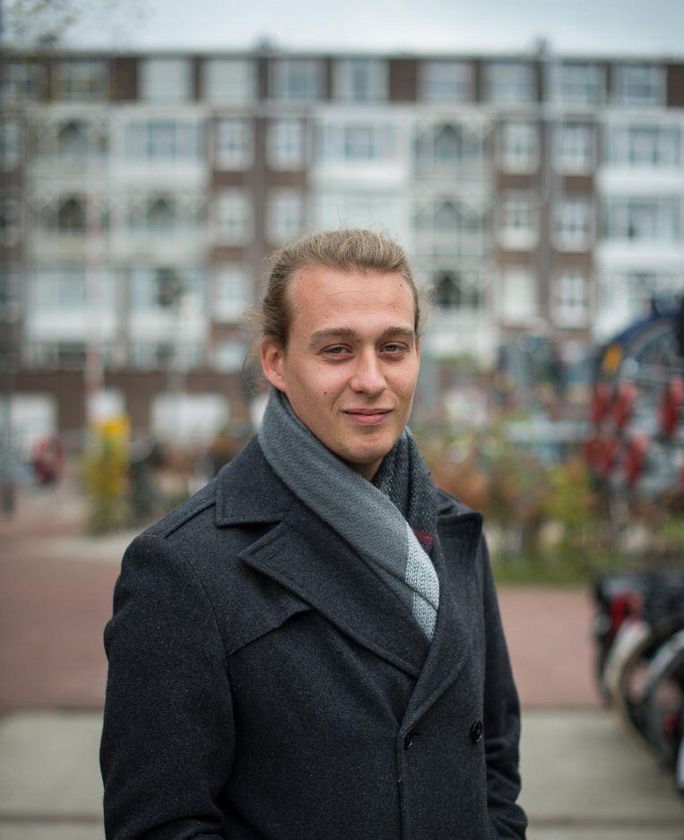 Lennart Bolwijn Beeld Mats van Soolingen