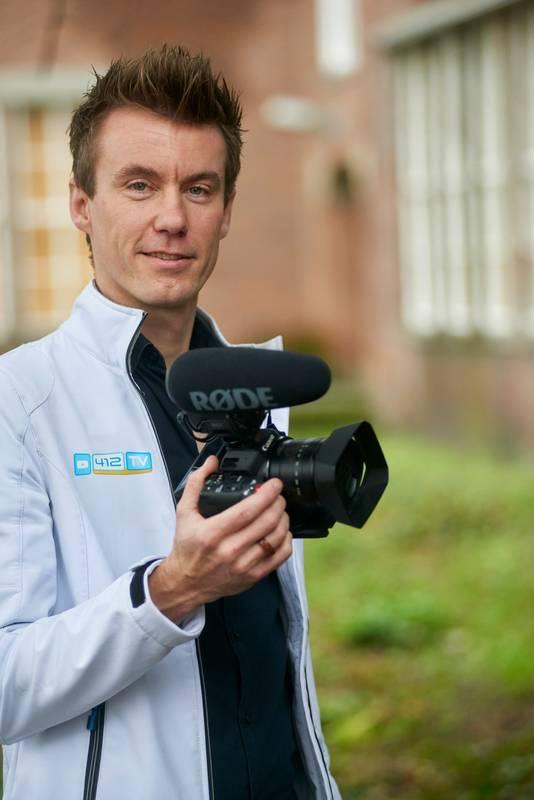 Thijs Verhoeven, bekend van 412TV.