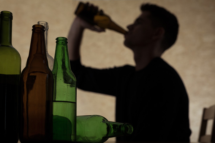 In Brabant is 7 procent van de mensen overmatige drinker.