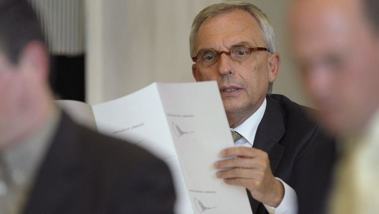 Wethouder Jos van Rey. ©ANP Beeld