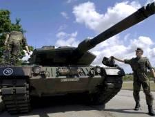 Meerderheid Kamer tegen tanks aan Indonesië