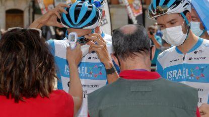 """""""We hebben net een incident verméden"""", dag 1 in Burgos en grote ploegen maken al ruzie om corona"""