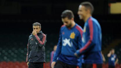 LIVE. Aftrap! Neemt Engeland revanche tegen Spanje?