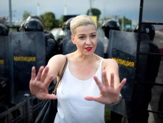 Wit-Russische protestleidster Kolesnikova zit tot november vast