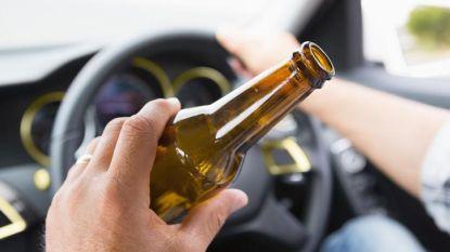 Man wordt tweemaal betrapt op dronken rijden tijdens zelfde nacht