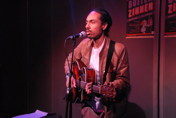 Rufus Kain bracht muzikale verhalen