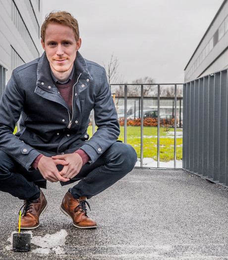 Delfts bedrijfje bedenkt 'zelfdenkende' tegels